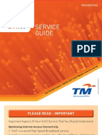 Unifi guide
