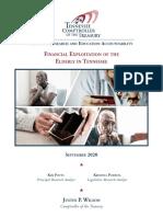 Elder Financial Exploitation Full Report