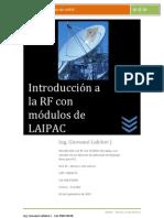 Introducción a la Radio Frecuencia con módulos de LAIPAC