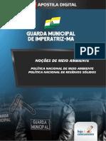 POLÍTICA NACIONAL DE MEIO AMBIENTE E RESÍDUOS SÓLIDOS