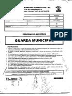 Prova Guarda Municipal de Imperatriz