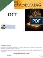 Lengua Castellana Octavo (Ciclo 04)