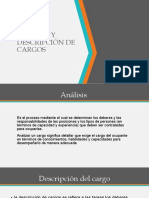 ANALISIS Y DESCRIPCION DE CARGOS (2)
