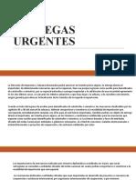 ENTREGAS URGENTES