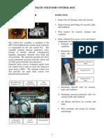 PNEUMATIC SOLENOID CONTROL BOX -2