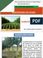 4. Agroforestería