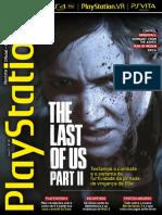 Playstation Edição 261 (Outubro 2019)