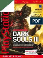 Playstation - Edição 219 - (Maio 2016)