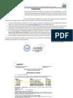 COMUNICADO N°007-2020-JUSHMMAS