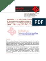 REHABILITACIÓN DE LAS FUNCIONES EJECUTIVAS EN NIÑOS DE 6 AÑOS CON TDAH UN ESTUDIO DE CASO.pdf