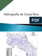 Hidrografía de Costa Rica