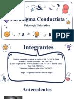 Paradigma-Conductual