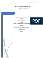 Tecnicas Deportivas - Fabricio