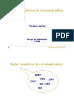 D204 Opções Terapêuticas em Reirradiação Pélvica
