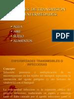 FACTORES DE TRANSM. DE ENFERMEDADES - AGUA-AIRE-SUELO-ALIMENTOS 6 PARTE