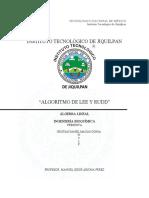 LOGARITMO DE LEE Y RUDD