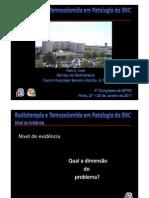 D206 Radioterapia e Temozolomida Em Patologia Do SNC