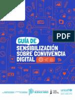 Guía Sobre Convivencia Digital