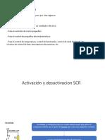 aplicaciones scr y triac