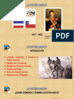 La Patria Nueva.ppsx