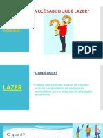 LAZER portugues aprender