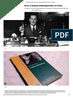 Conducción política_ el manual antimaquiavélico de Perón - Infobae