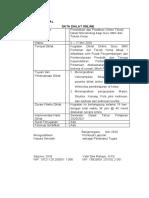 LAPORAN PD DIKLAT ONLINE P4TK.docx