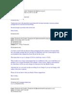 1-42606210 correspondence
