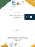 FASE 1_ IDENTIFICACION DEL PROBLEMA- ECOLOGIA HUMANA TRABAJO COLABORATIVO