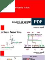 PASSIVE VOICE English 6 Violetta.pptx