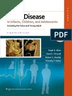 Heart disease in infants, children and adolescent