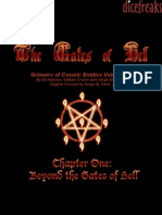 Grimoire of Cosmic Entities Volume One ch1