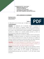 ADMISORIO U. ANDINA