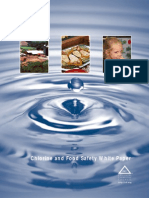 Chlorine and Food Safety White Paper