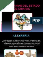 Artesanias Del Estado de Chiapas