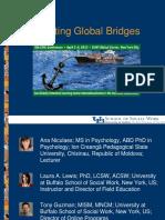 Creating Global Bridges