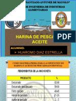 harina (Huaromo)