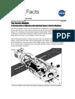 NASA Facts Russian Service Module