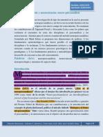 (I). Dávila, H. - Psicoanálisis y neurociencias, Neuro-psicoanálisis