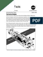 NASA Facts The Service Module