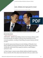 As Jack Ma era ends, Alibaba sets high goal for cloud business - Nikkei Asia.pdf