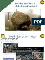 19- Movimientos en masa -Geociencias