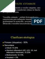 Curs Vasculite Cutanate