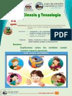CIENCIA Y TECNOLOGÍA 5 y 6 JUAN ABDEL10 AAGOSTO