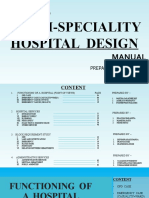 MULTI-SPECIALITY HOSPITAL