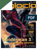 Digiocio 0CTUBRE-2007-SPIDERMAN 3