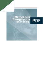 MetricaTransparencia 2007
