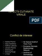 Curs Infectii Virale Cutanate