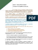Ejercicios de demanda, oferta y equilibrio - Entorno Microeconómico (1).docx