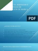 PRODUCTO, SERVICIOS Y ESTRATEGIAS DE ASIGNACIÓN DE MARCA-HUALPA SUPO